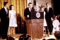 Nixon's Farewell to the White House Staff